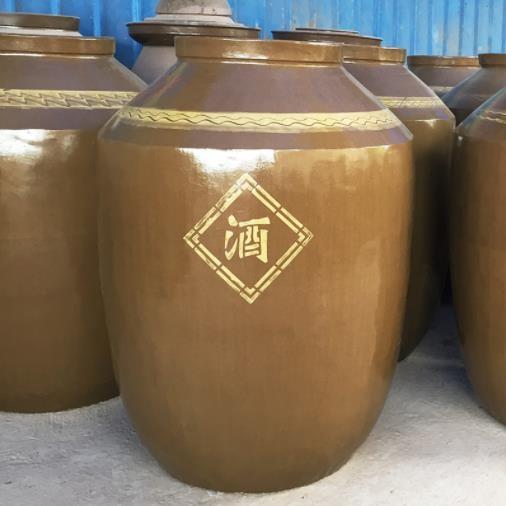 土陶酒坛成形制作工艺