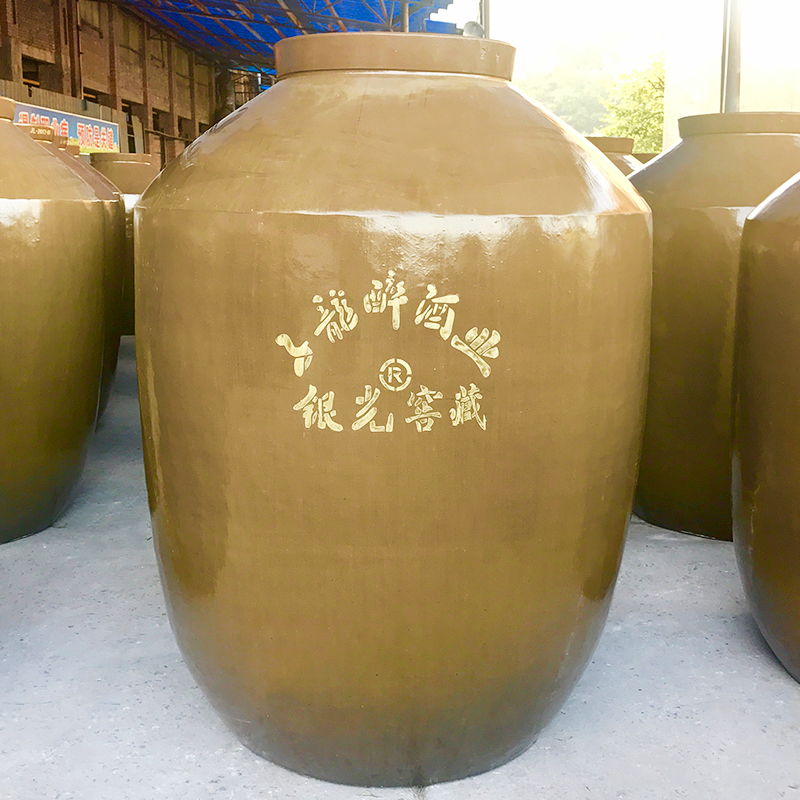 2000斤规格  定制坛