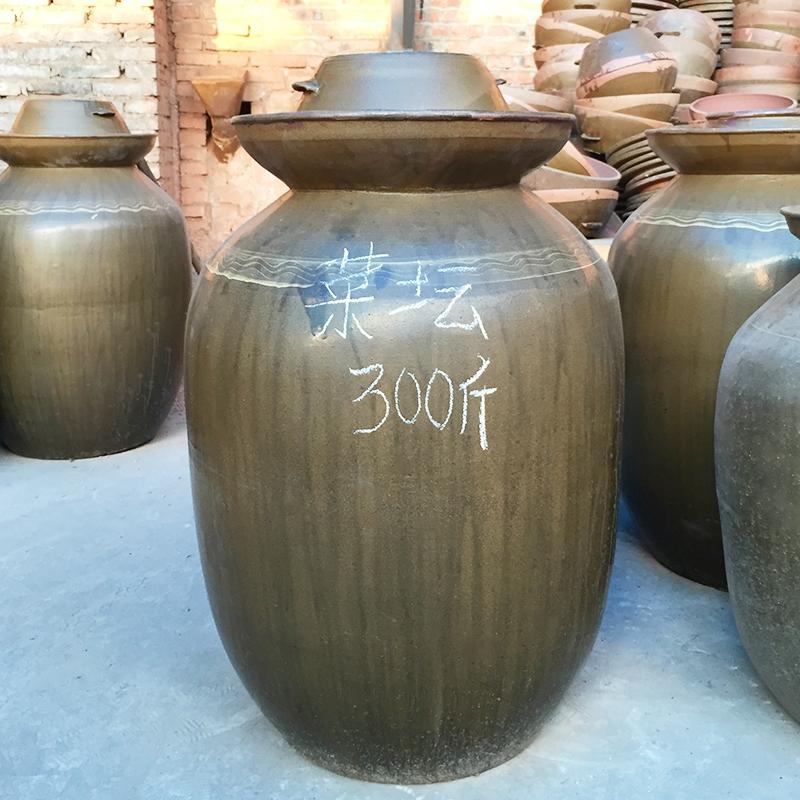 300斤菜坛