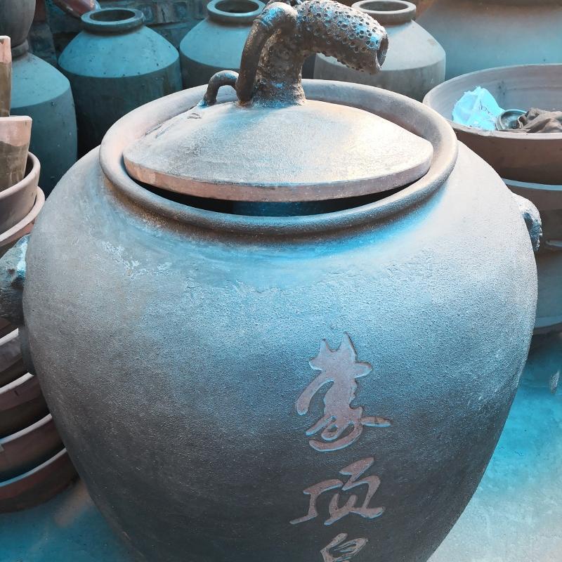 黑陶订制茶器 土陶工艺品